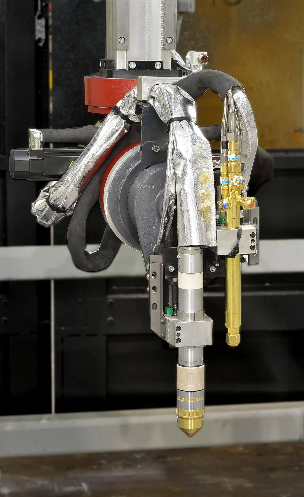 Combined Drilling Amp Coping Robot Lines Ficep